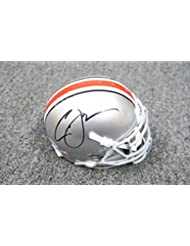 5814 Cardale Jones Signed Ohio State Football Mini Helmet AUTO COA - PSA DNA Certified - Autographed