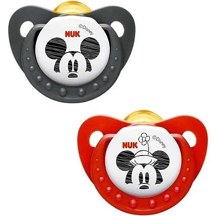 Nuk 10725012 Disney Topolino 0-6 Mesi Succhietto Trendline ...