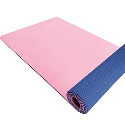 Amazon.com: Asdfg - Alfombrilla para yoga, alfombrilla de ...