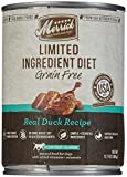 Merrick Limited Ingredient Diet - Real Duck Recipe...