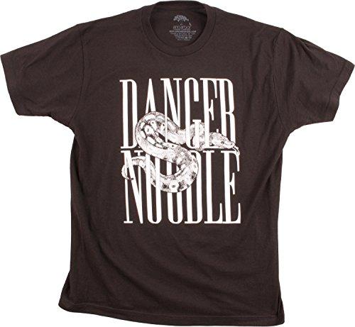 Danger Noodle   Funny Internet Reddit Imgur Meme Boa Constrictor Snake T Shirt  Adult 2Xl