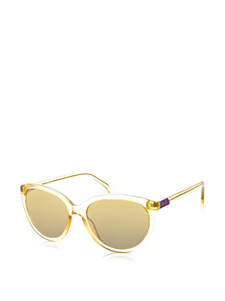 Calvin Klein Gafas de Sol CKJ752S-734 (54 mm) Amarillo ...