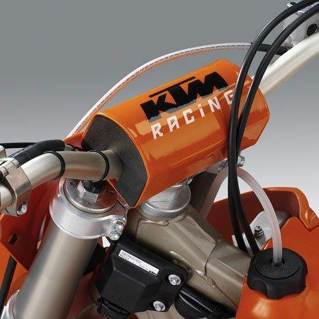 NEW KTM RACING ORANGE FATBAR HANDLEBAR BAR ()