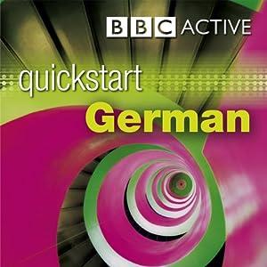 Quickstart German Audiobook