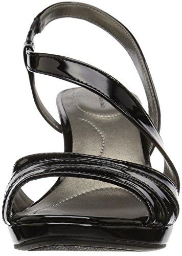 Black Women's Heeled Sandal Kadshe Bandolino O7qdTIwnx