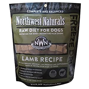 Northwest Naturals Freeze-Dried Raw Dog Food Nuggets