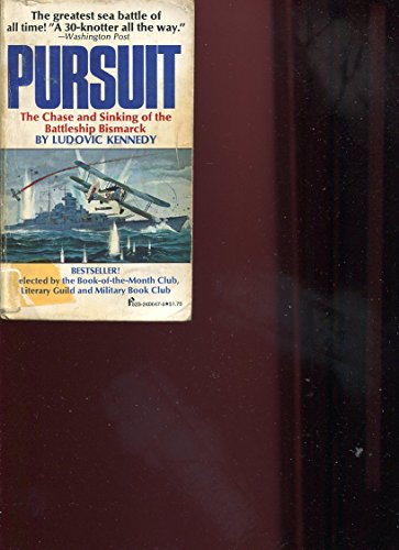 Shop online Pursuit: The Chase and Sinking the Battleship Bismarck