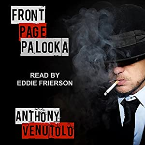 Front Page Palooka Audiobook