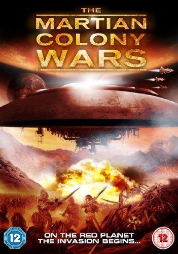 The Martian Colony Wars [Region 2] by Antonio Sabato Jr.