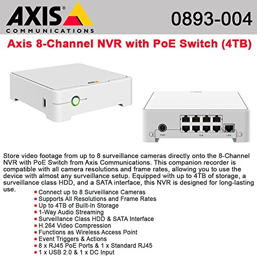 AXIS Companion Recorder (Axis System)