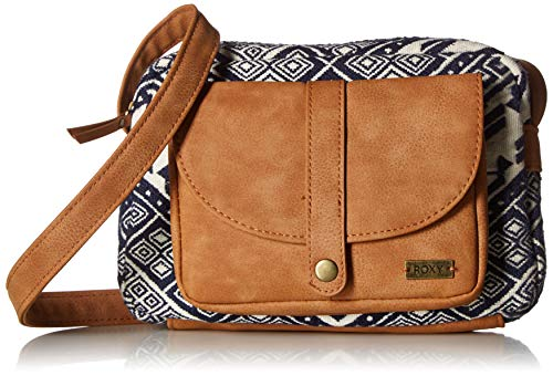 (Roxy Lose My Mind Small Crossbody Bag, dress blues)
