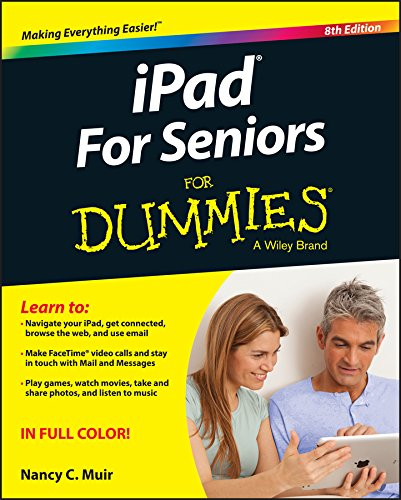 iPad for Seniors for Dummies (8th 2015) [Muir]