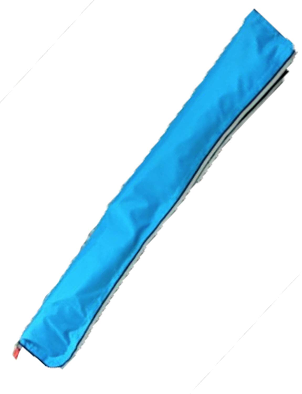 手動膨張 瞬時に膨らむ ライフジャケット 救命胴衣 ベルトタイプ ボンベ 8色あり CE認証済 Quoll 釣り