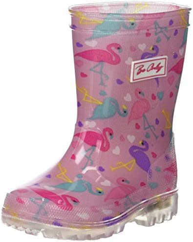 Be Only Jungen Flamingo Kid Flash Gummistiefel