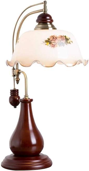 Banquier traditionnel Vintage Lampe Eclairage décoratif