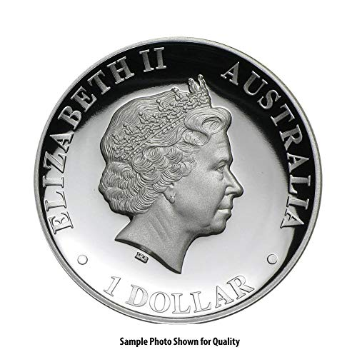 2011 AU Proof Silver Kangaroo $1 Proof High Relief