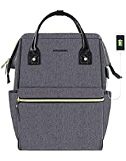 KROSER Laptop Backpack Daypack Laptop Bag Water Repellent for Travel/Business/College/Women/Men
