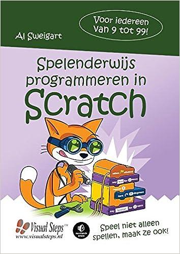 Spelenderwijs programmeren in Scratch: leer programmeren ...