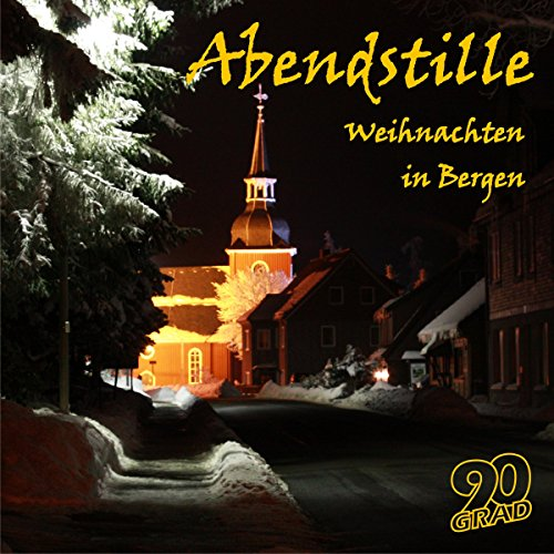 abendstille weihnachten in den bergen by 90 grad on. Black Bedroom Furniture Sets. Home Design Ideas