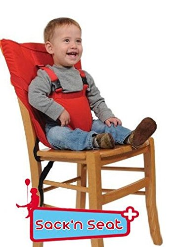 Portable Travel High Chair Booster Baby Seat With Straps