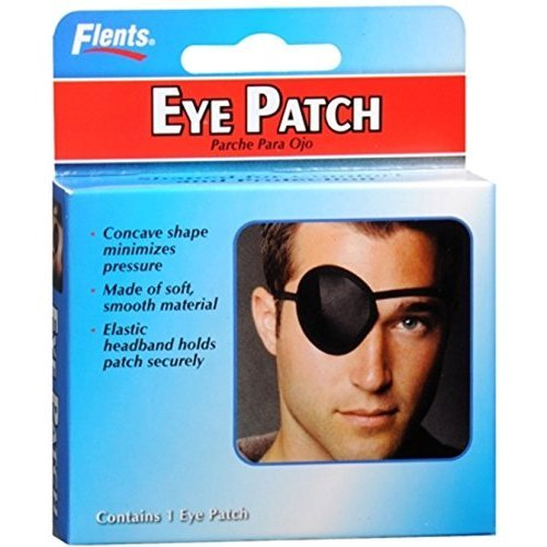 Flents Eye Patch One Size 1 Each (Pack of 6)