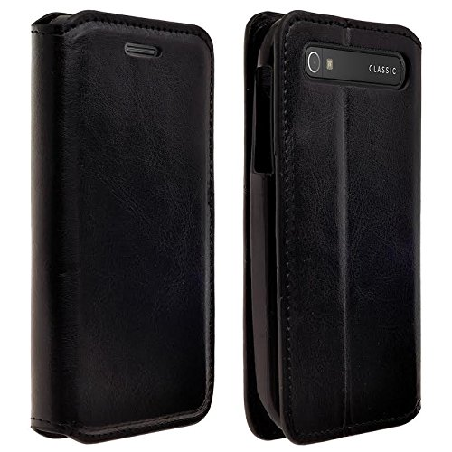 Classic Book Cover Up : Blackberry classic t mobile case magnetic leather