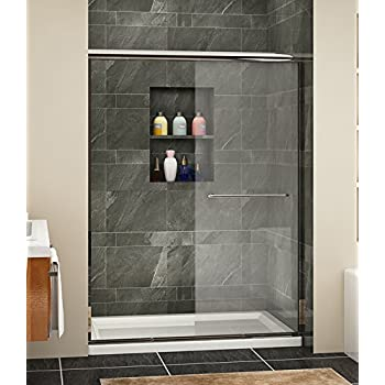 Sunny shower b020 semi frameless glass bypass 2 way sliding glass sunny shower b020 semi frameless glass bypass 2 way sliding glass shower doors 54 planetlyrics Choice Image
