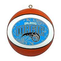 NBA Orlando Magic Replica Basketball Ornament