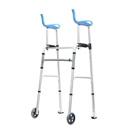 CYYC - Andador para Ancianos, con reposabrazos para Personas ...