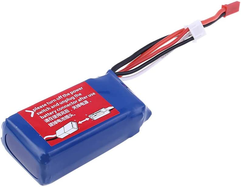 V912 V913 RC-Modul Ersatzteil A979 Hoher Kapazit/ät Akku Zubeh/ör A969 A959 FBGood Ferngesteuertes Auto Ersatzakkus 7,4V 1100mAh Lithium Batteries Kompatibel mit WLTOYS A949