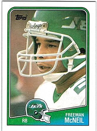 b72618222cd 1988 Topps New York Jets Team Set with 2 Ken O'Brien & Freeman McNeil