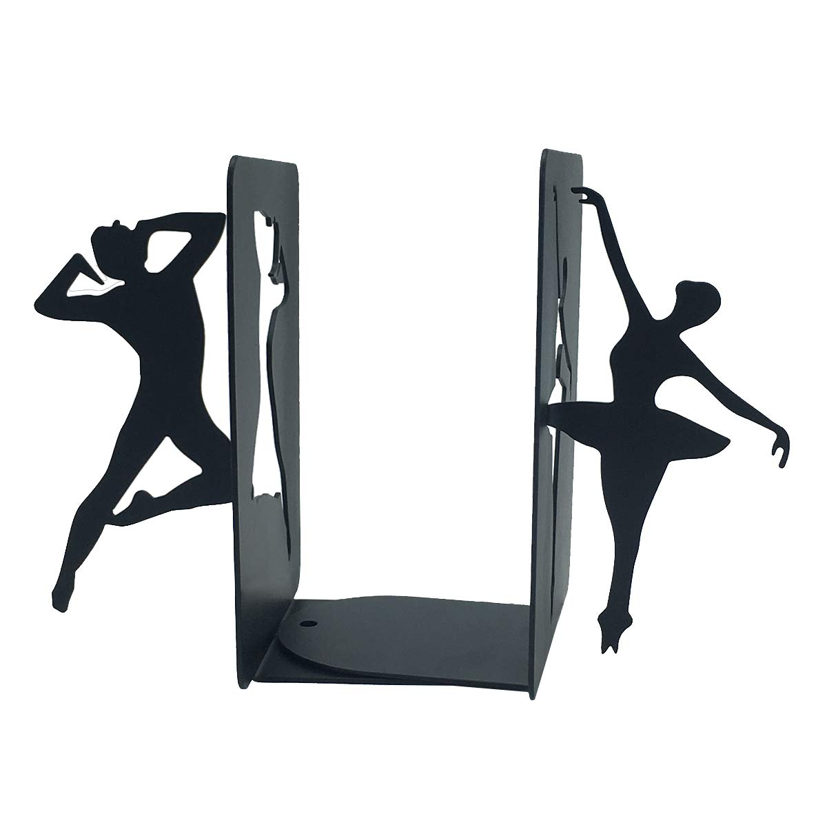 PandS Style I Ballet Iron Bookends. Great for Home, and Studio Decor. Great for The Dancers in Your Life.