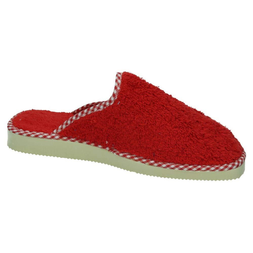 GEMA GARCIA 409 Zapatillas CASA Rizo Mujer Zapatillas CASA