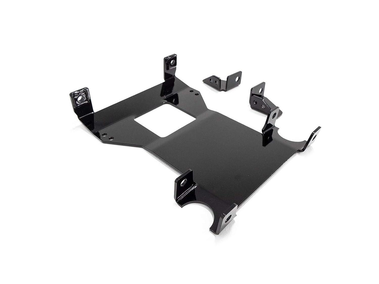 Amazon.com: SuperATV Front Suspension Frame Stiffener for Polaris RZR XP Turbo S (2018+) - Black: Automotive