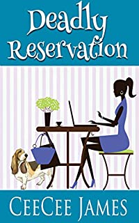 Deadly Reservation by CeeCee James ebook deal