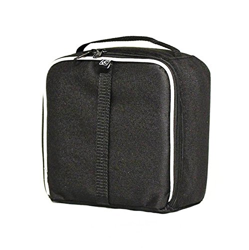 J.L. Childress Cooler Cube Food and Bottle Bag, Black by J.L. Childress