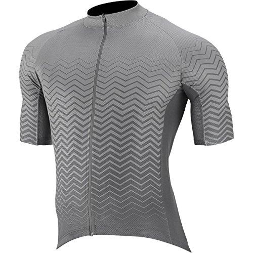 Capo Corsa Jersey - Men's Grey, ()