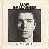 515kOtLo2tL. SL160  - Liam Gallagher - As You Were (Album Review)