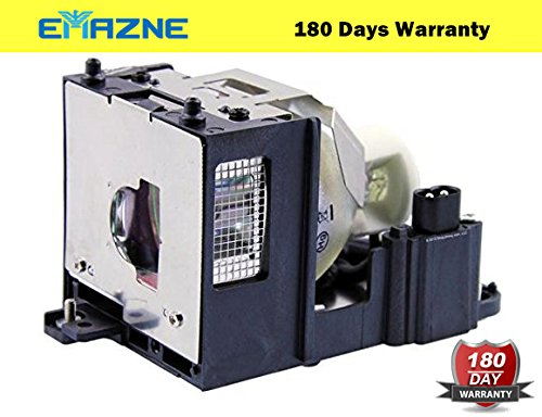 Emazne AN-XR10L2 Projector Replacement Compatible Lamp with Housing for Sharp XG-MB50X XG-MB50XL XGMB50X XGMB50XL XR-10S-L XR-10S XR-10SL XR10S XR10SL XR-10X-L XR-10X XR-10X-L XR-10XL XR10X XR10XL ()