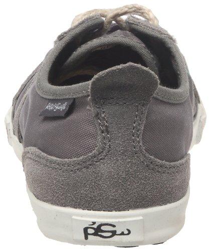 Peoples Walk Grant, Damen Sneaker Grau (Gris (Coal))