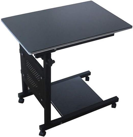 Mesas para ordenador Mesa Mesita De Noche Móvil Mesa De Ordenador ...