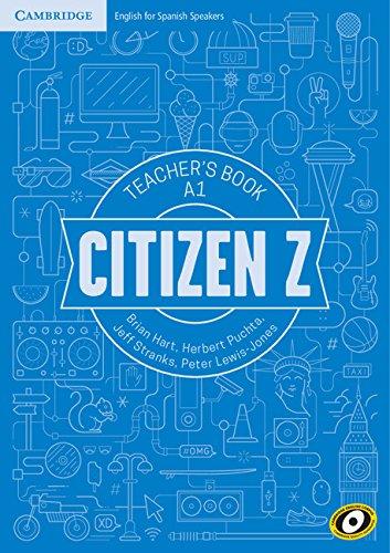 Download Citizen Z A1 Teachers Book book pdf | audio id:9n983df