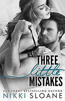 Three Little Mistakes (The Blindfold Club Book 3) by [Sloane, Nikki]