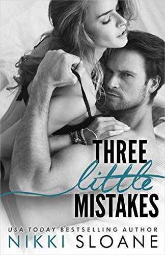 (Three Little Mistakes (The Blindfold Club Book)