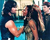Kurt Russell 8x10 photo (Escape from LA Snake Plisken) with Pam Grier and Steve Buschemi