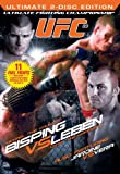 Ufc 89: Bisping Vs Leben [DVD] [Import]