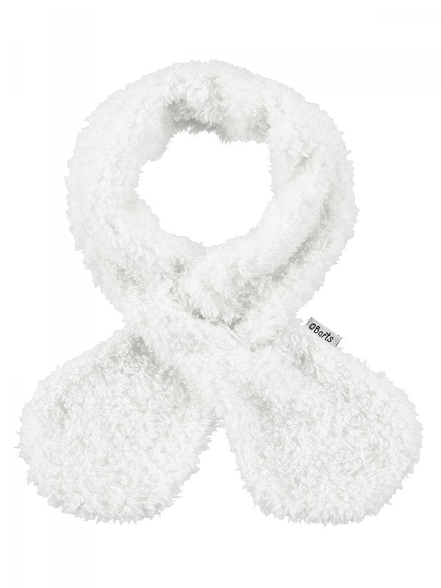 BARTS - Echarpe blanche en fourrure polaire du 0 au 12 mois 4273_T-TU