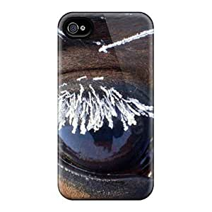AwNZUqB8626Adimp Case Cover, Fashionable Iphone 4/4s Case - Winter Eye