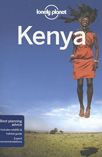 Lonely Planet Kenya Travel Guide
