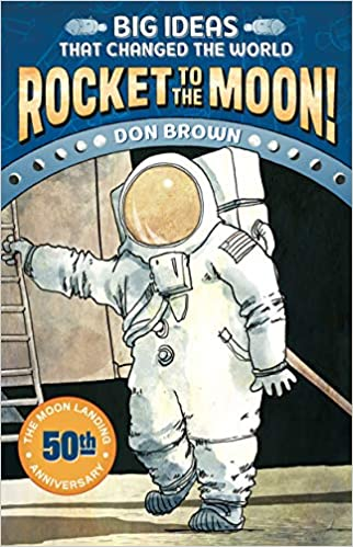 Image result for rocket to the moon brown amazon